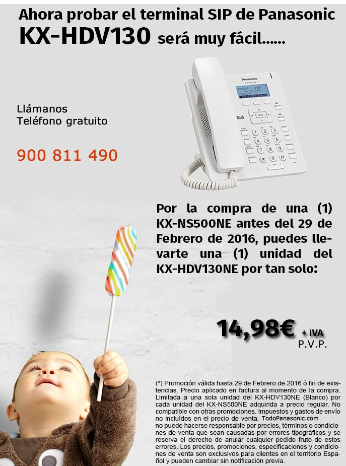 Oferta KX-HDV130